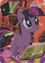 My Little Pony Twilight Sparkle Series 2 Trading Card