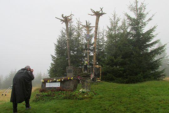 Polana Brożek. Sanktuarium św. Maksymiliana Maria Kolbe.