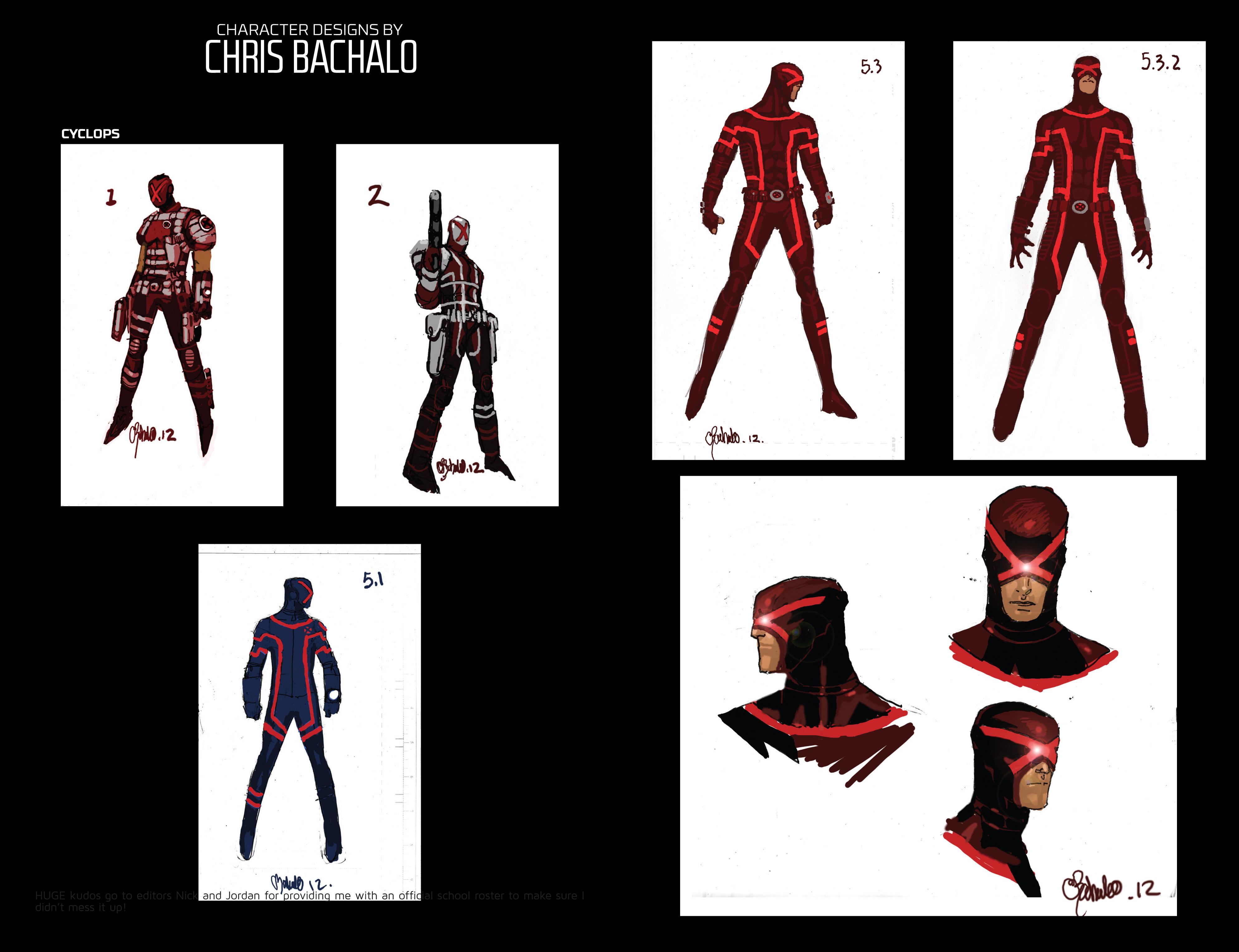 Read online Uncanny X-Men (2013) comic -  Issue # _TPB 1 - Revolution - 119