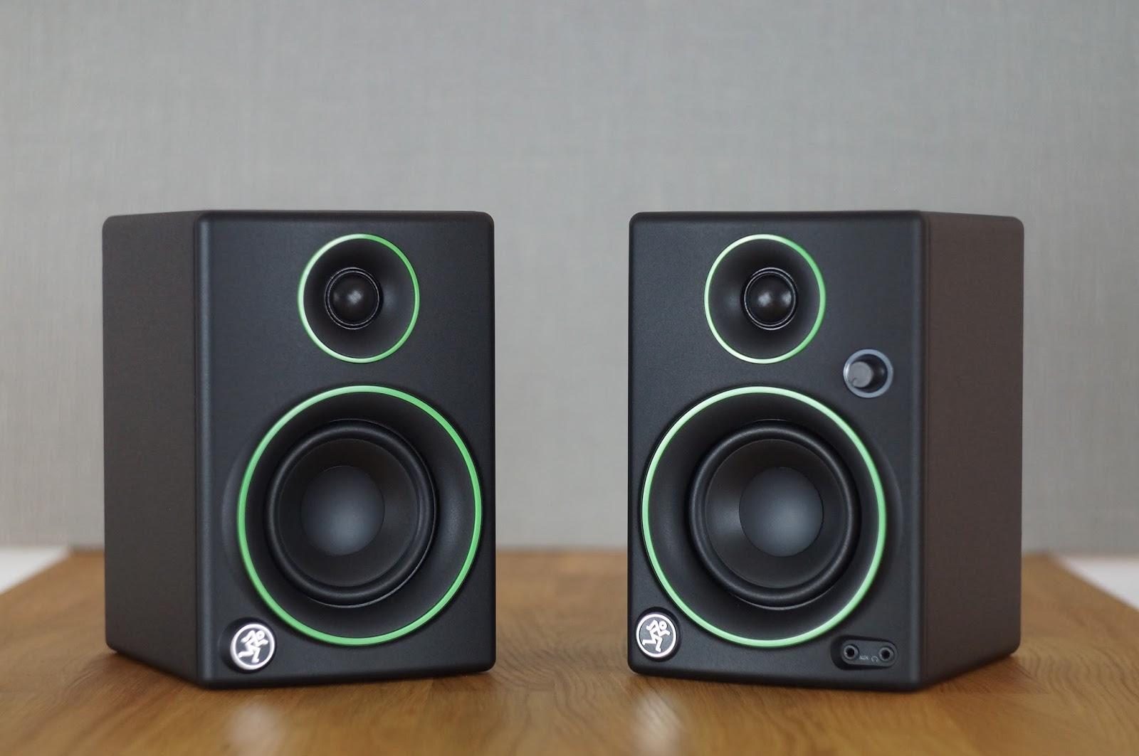 Bose Companion 2 III, Mackie CR3 and Edifier R1280T comparison ...