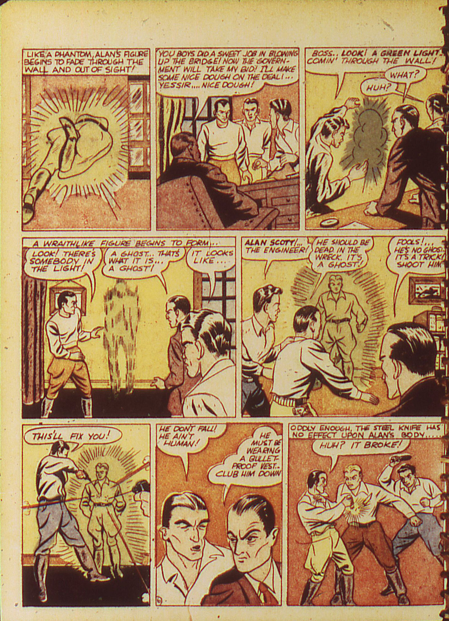Read online All-American Comics (1939) comic -  Issue #16 - 8