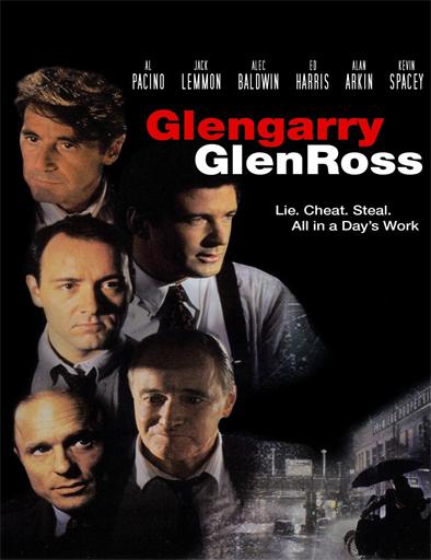 ver El precio de la ambición (Glengarry Glen Ross) (1992) Online