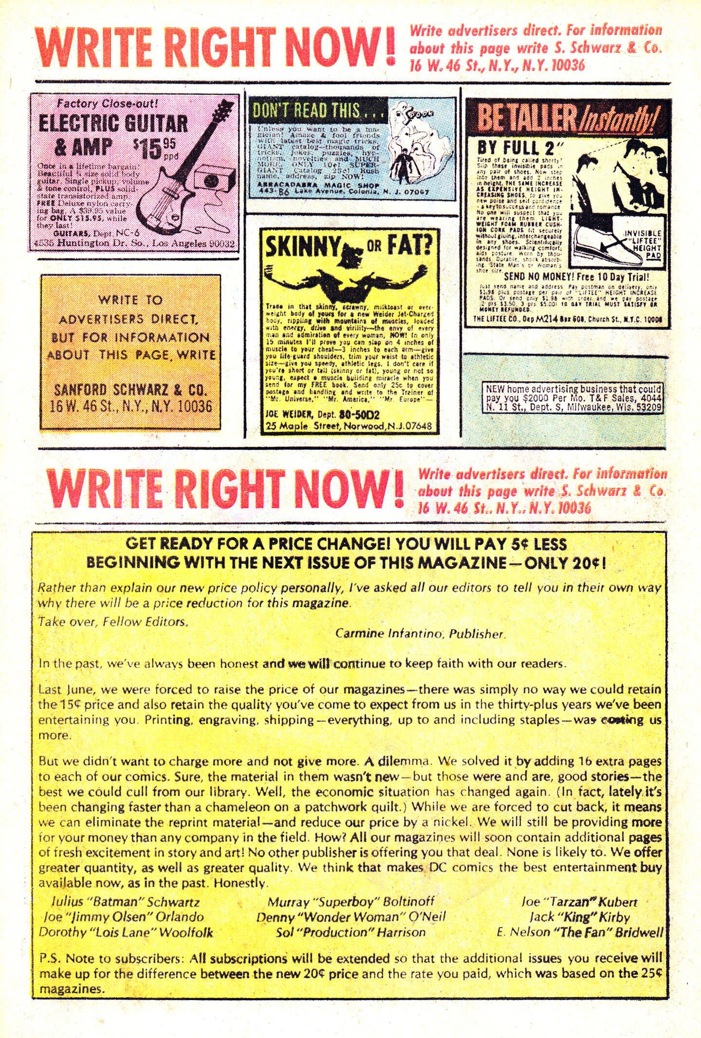 Read online World's Finest Comics comic -  Issue #212 - 10