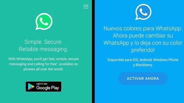 """Qué es el fraude del """"WhatsApp de colores"""" y cómo evitar caer en la trampa"""