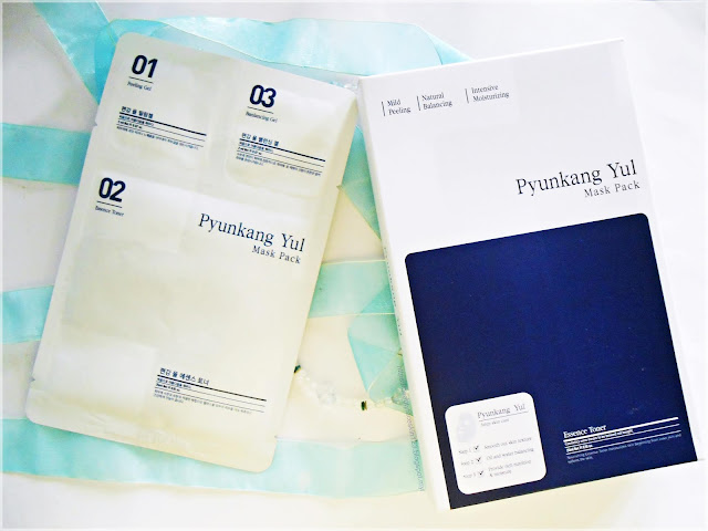 Pyunkang Yul 3 Step Mask Pack