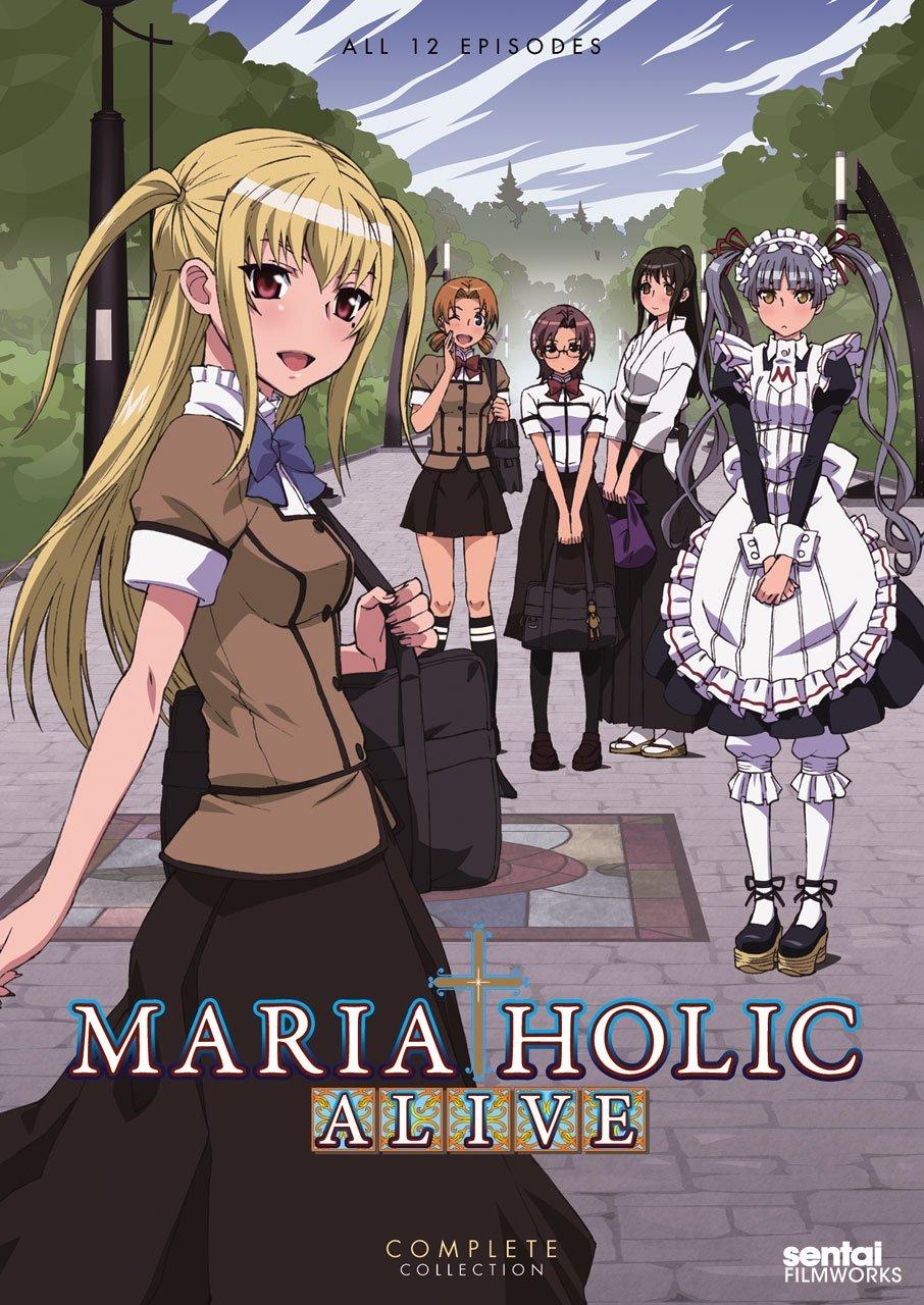 Maria Holic Alive - Maria Holic Alive SS2 VietSub (2012)