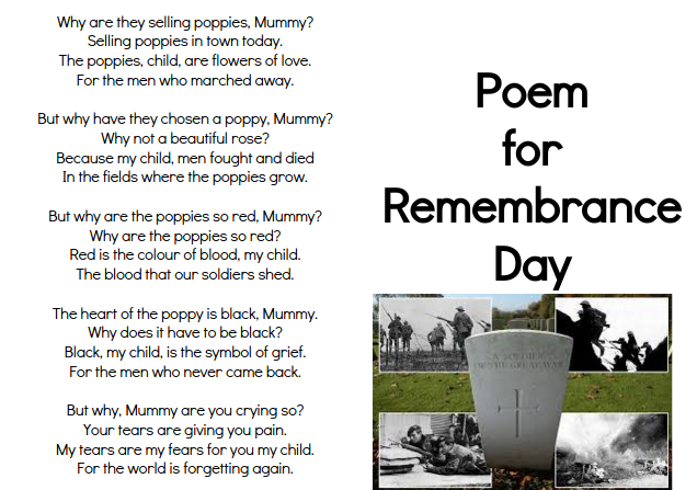 Fifita : Poem for Remembrance Day - ANZAC