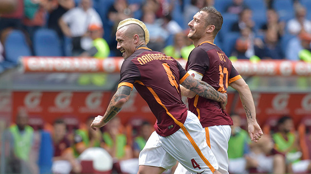 [Video] Cuplikan Gol Roma 3-0 Chievo (Liga Italia)