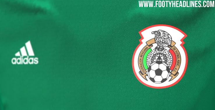 Mexiko Kehrt 2016 Zu Einem Grünen Trikot Zurück Nur Fussball