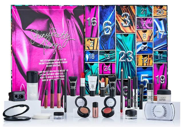 MAC CosmeticsAdvent Calendar 2018