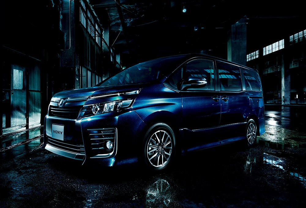 Leopaul's Blog: 3rd Generation Toyota Noah And Voxy (R80G/W