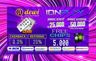 Free Chips Judi Ceme Online QDewi.net