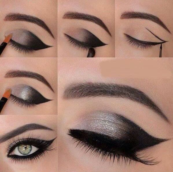 How To Do Perfect Eye Shadow Makeup Step By Step Fashion Styles