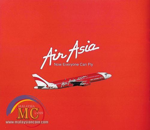 Airasia medalion card