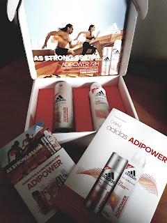 Adidas Adipower czyli mój pierwszy projekt na platformie TRND!
