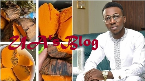 "How I Sold ""Okpa"" With My Mother For 10 Years - Gospel Singer, Frank Edwards Shares Life Story"