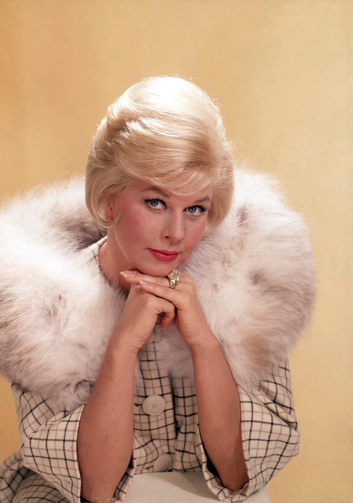 Pretentious Vintage Doris Day Perfection