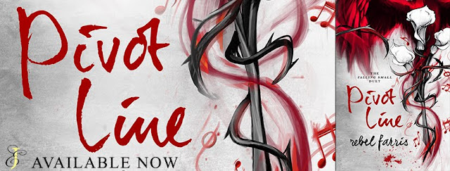 [New Release] PIVOT LINE by Rebel Farris @Rebel_Farris @EJBookPromos #Giveaway #TheUnratedBookshelf
