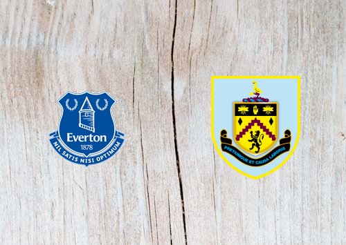 Everton vs Burnley - Highlights 3 May 2019