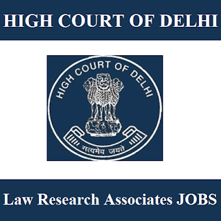 High Court of Delhi, National Company Law Tribunal, NCLT, Delhi High Court, Delhi, high court, Graduation, Law Research Associate, freejobalert, Sarkari Naukri, Latest Jobs, delhi high court logo