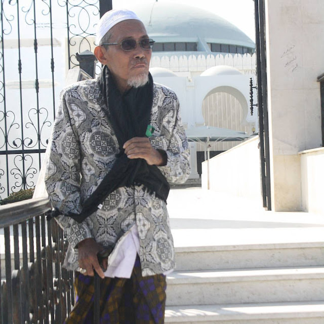 KH. Achmad Tamamuddin Munji