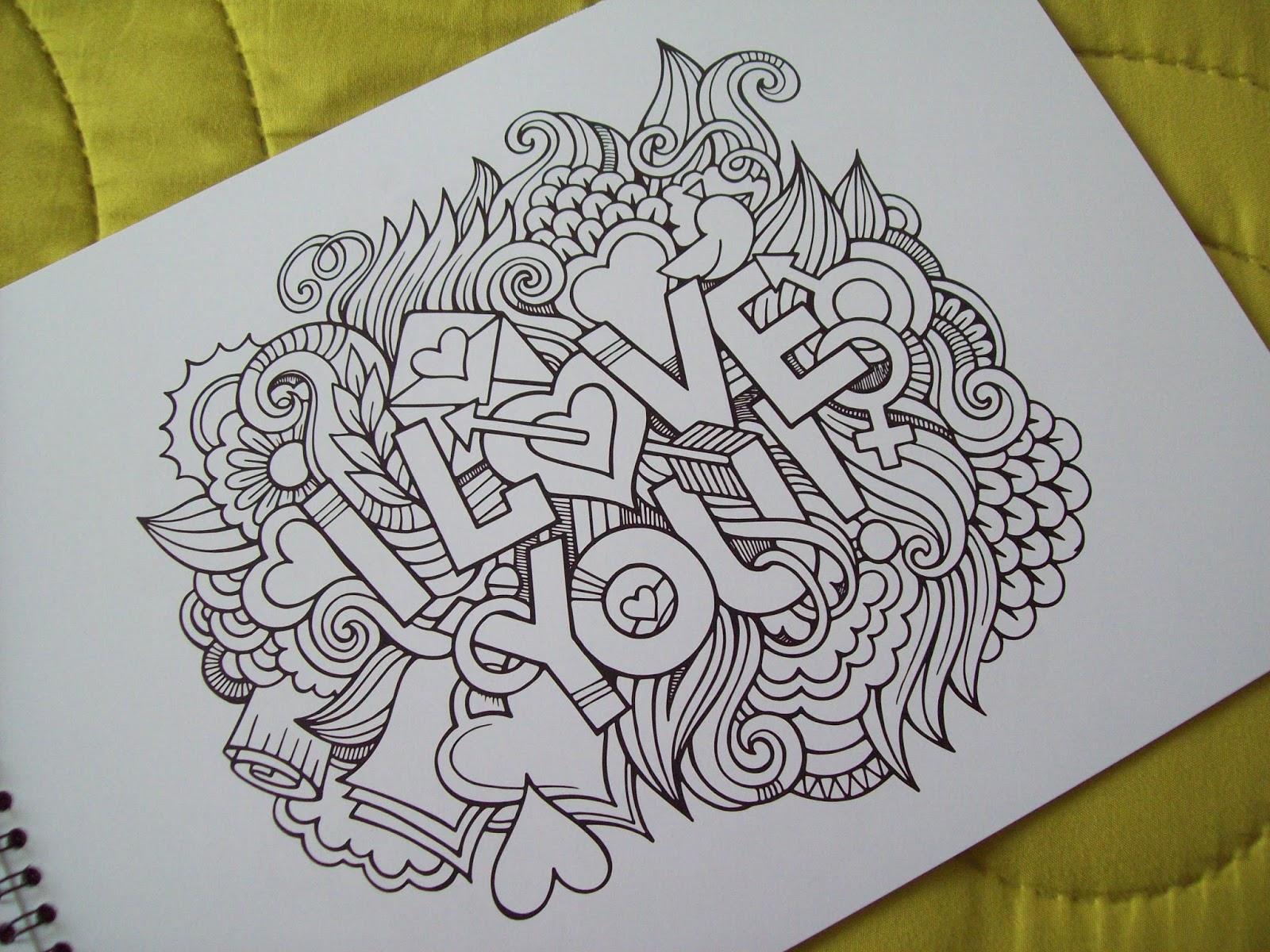 Z Mojego Punktu Widzenia Crazy Drawings Antystresowe Kolorowanki