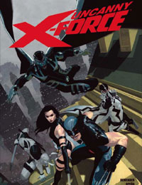 Uncanny X-Force (2010)