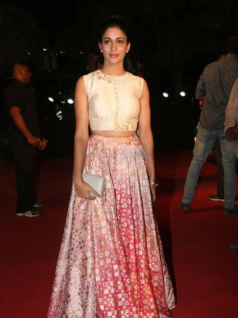 TV Awards Lavanya Tripathi