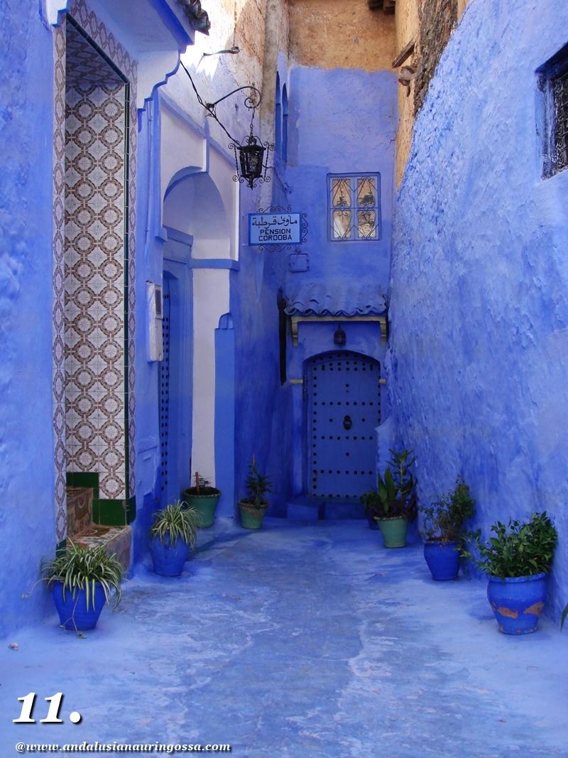 Andalusian auringossa-ruokamatkablogi_Chefchaouen