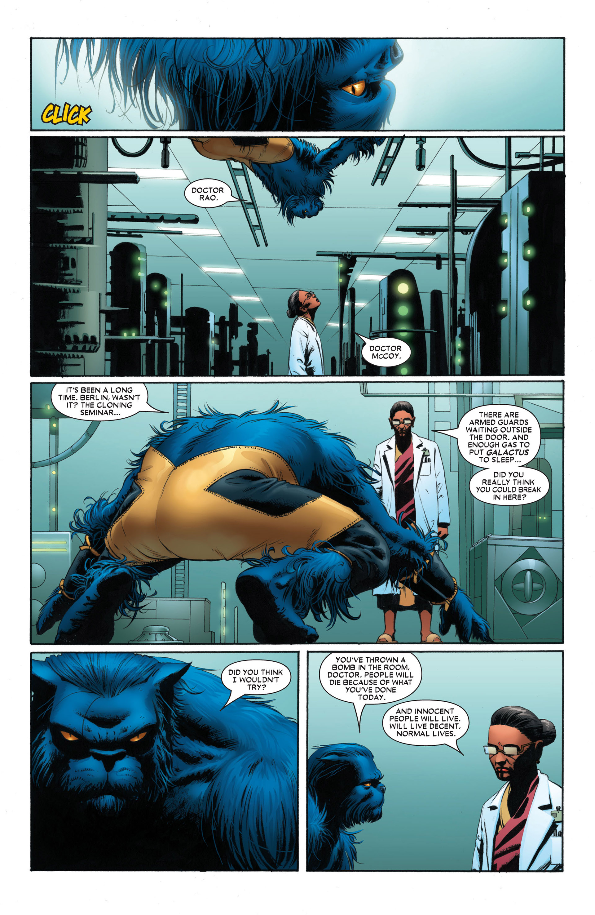 Astonishing X-Men (2004) issue 2 - Page 23
