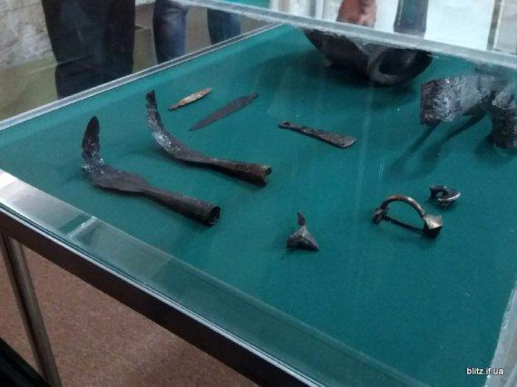 Науковці показали знахідки ІІ століття