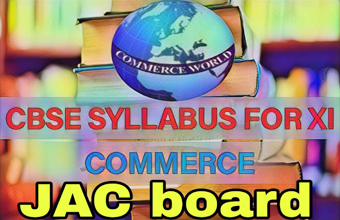 Accountancy Class 11 Syllabus I.com 2018