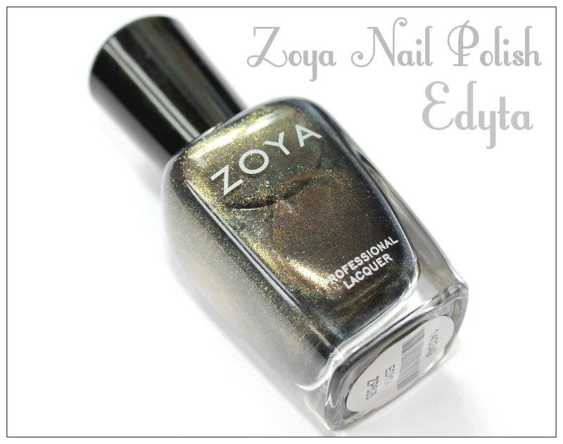 Zoya Nail Polish / Edyta