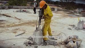Khoan cắt bê tông tại huyện Mộc Hóa