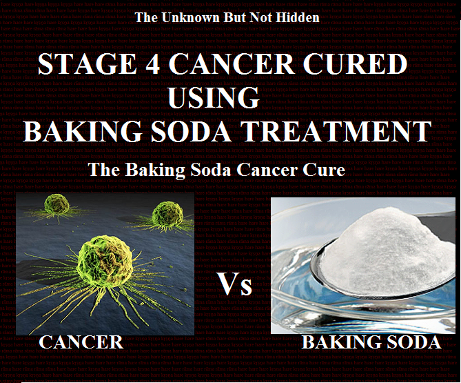 BAKING SODA CANCER TREATMENT ~ ONE STOP CANCER SOLUTION