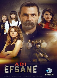 حلقات مسلسل الأسطورة Adı Efsane تركي مترجم للعربية