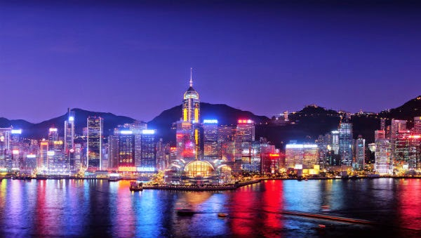 Tourist places in Hongkong