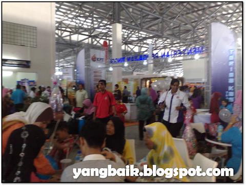 Lawatan ke Mydin dan Agro Mall di RTC Gopeng