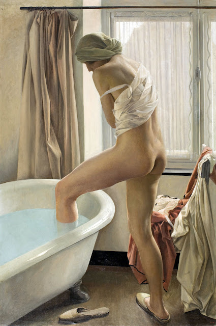 Louis Buisseret, Artistic nude, The naked in the art,  Il nude in arte, Fine art