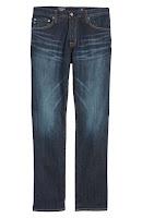 AG jeans slim straight jeans