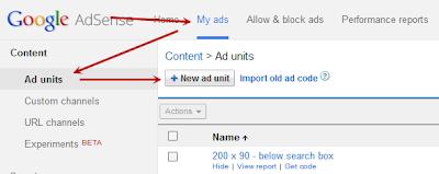 adsense advertising