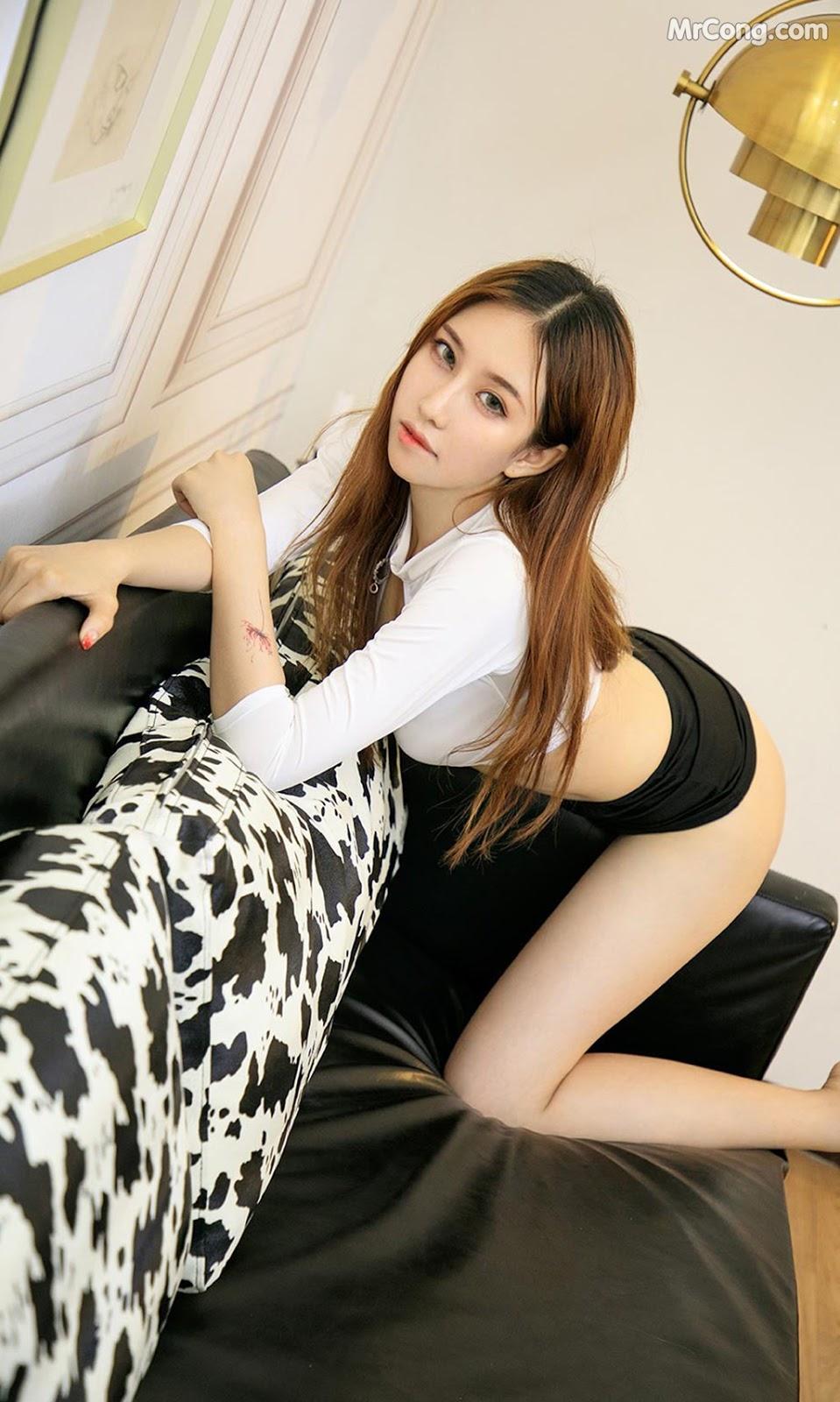 Image UGIRLS-Ai-You-Wu-App-No.1609-Yue-Yin-Tong-MrCong.com-009 in post UGIRLS – Ai You Wu App No.1609: Yue Yin Tong (月音瞳) (35 ảnh)