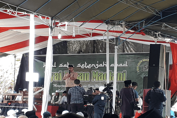 Kehidupan Dan Gerakan Dakwah Eyang Hasan Maolani Lengkong