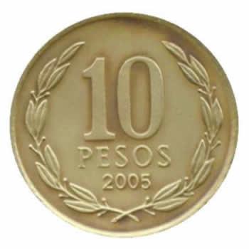 159. ¿Qué son 10 pesos?