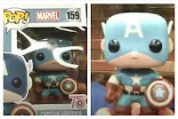 Funko Pop! Capitan America Amazon.com foto 1