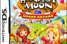 Save Data Harvest Moon Grand Bazaar NDS [Salfy] NDS