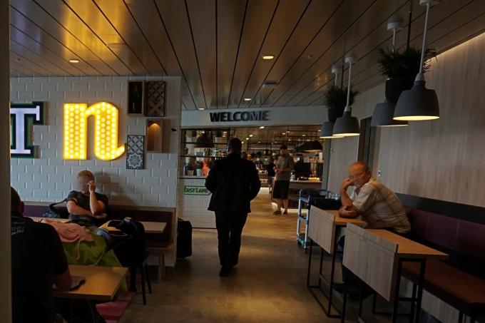 Megastar, Tallink Silja - risteilyllä Helsingistä Tallinnaan, ravintolat testissä