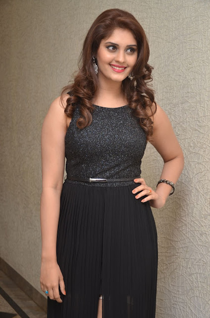 Surabhi at Gunturodu Audio Launch Photos