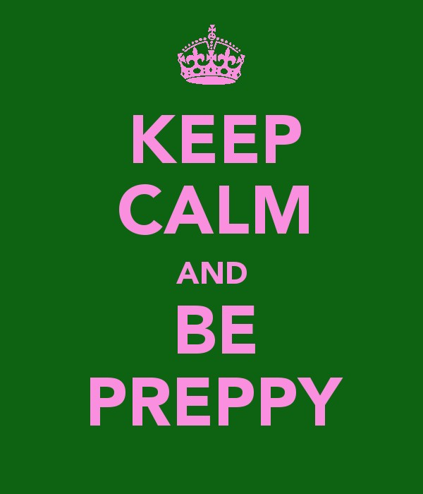 Maryland Pink and Green: Keep Calm Generator