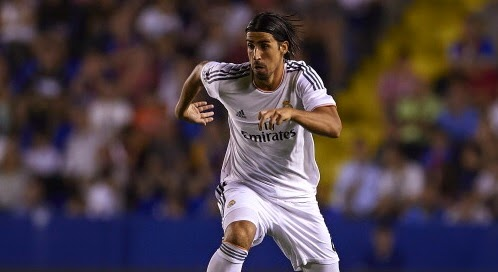 Arsenal target Sami Khedira agrees Schalke deal